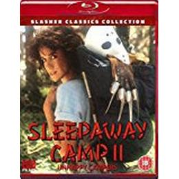 Sleepaway Camp 2 - Unhappy Campers [Blu-ray]